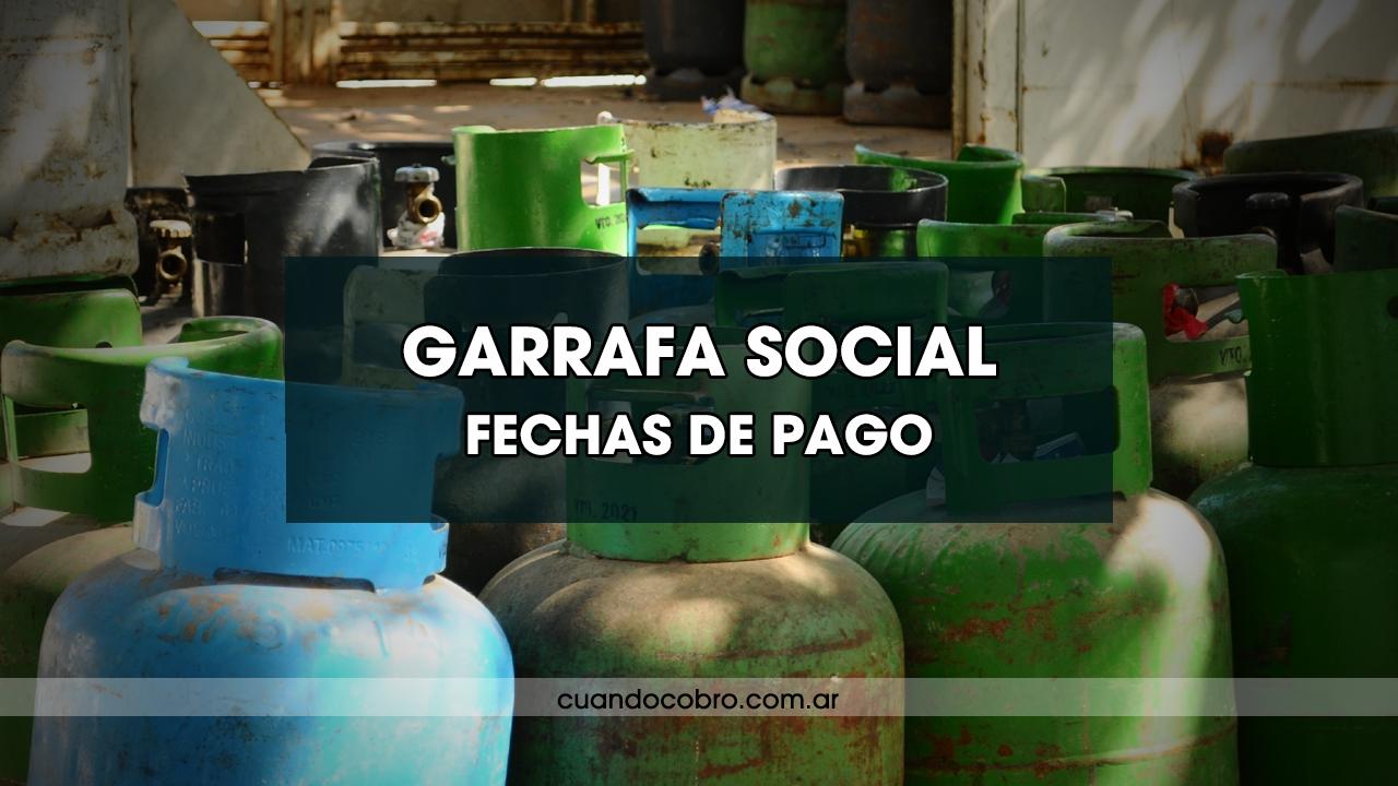 Garrafa Social - Calendario
